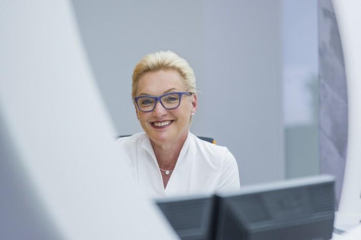 Praxis Dres. med. Bastians - Empfang