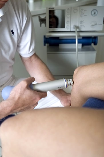 Praxis Dres. med. Bastians - Extrakorporale Stosswellentherapie (ESWT)